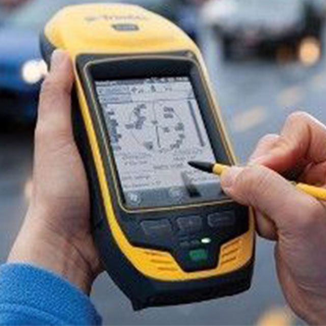 天宝Trimble GeoExplorer 6000手持GPS